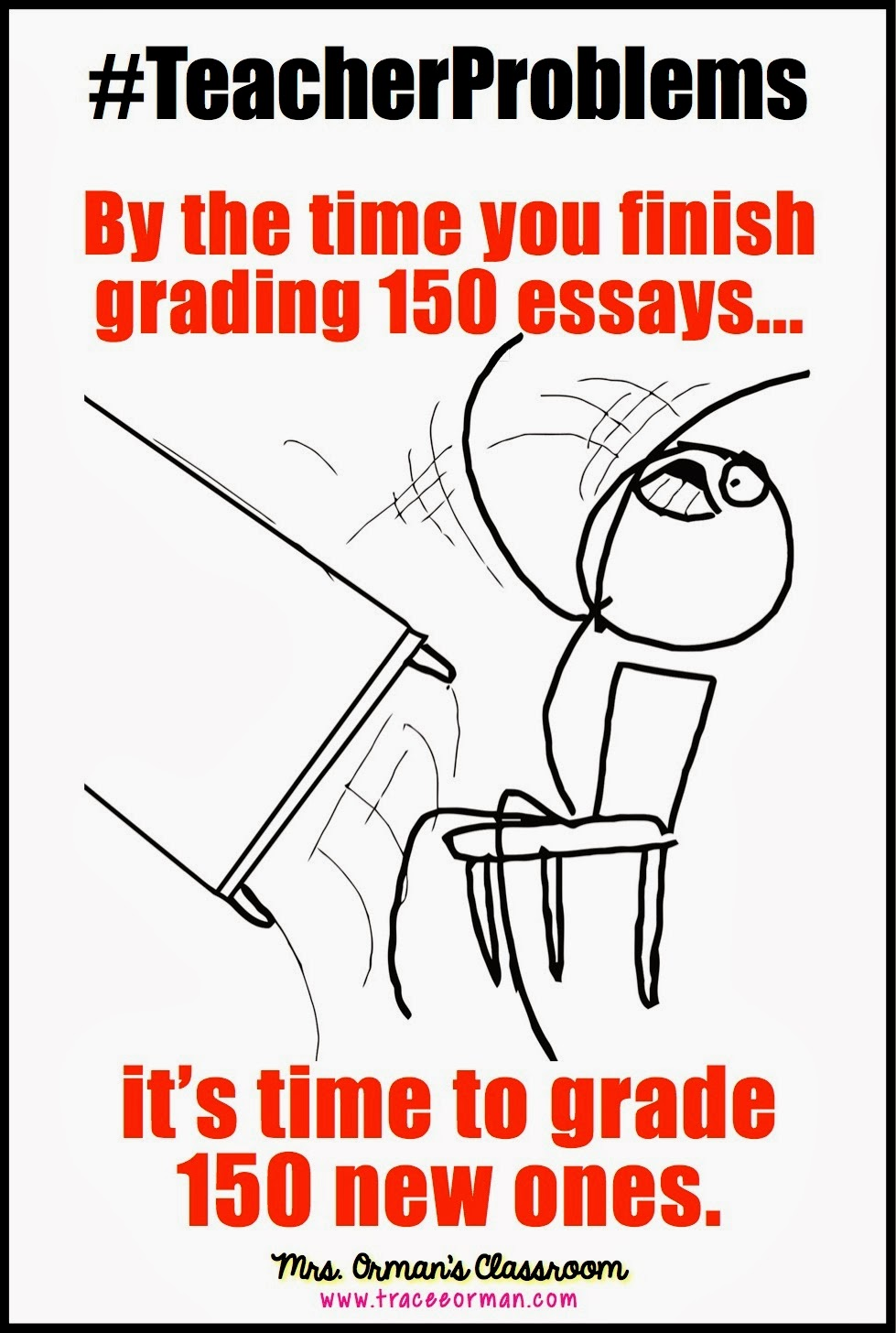 Essay teachers