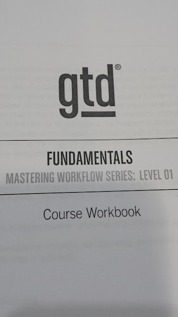 GTD - Fundamentals Level 1