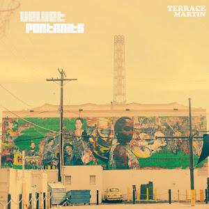 Terrace Martin - Velvet Portraits Cover