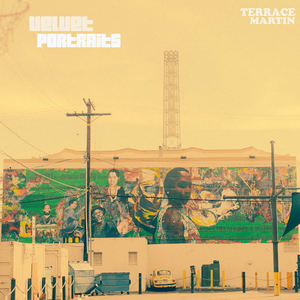 Terrace Martin - Velvet Portraits Cover