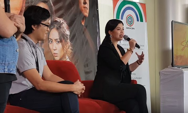 Angel Locsin Talked About Her New Character 'Jacintha Magsaysay', In La Luna Sangre