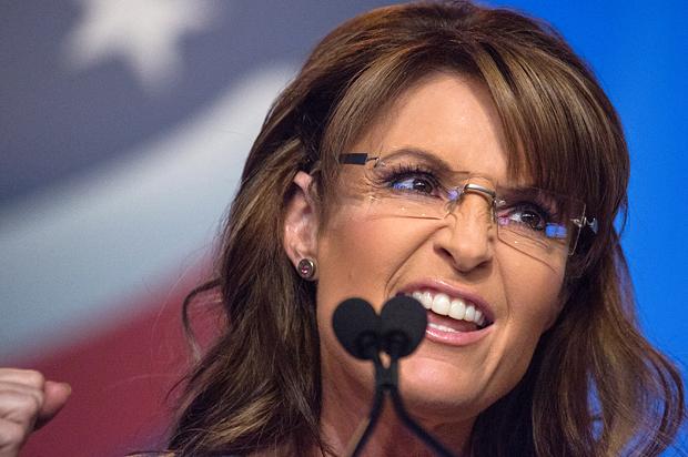 Sarah Palin voa fora dos trilhos em discurso no Facebook contra ESPN