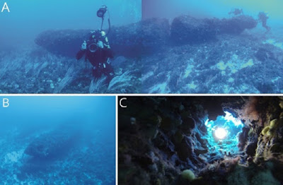 10,000-year-old monolith found off coast of Sicily