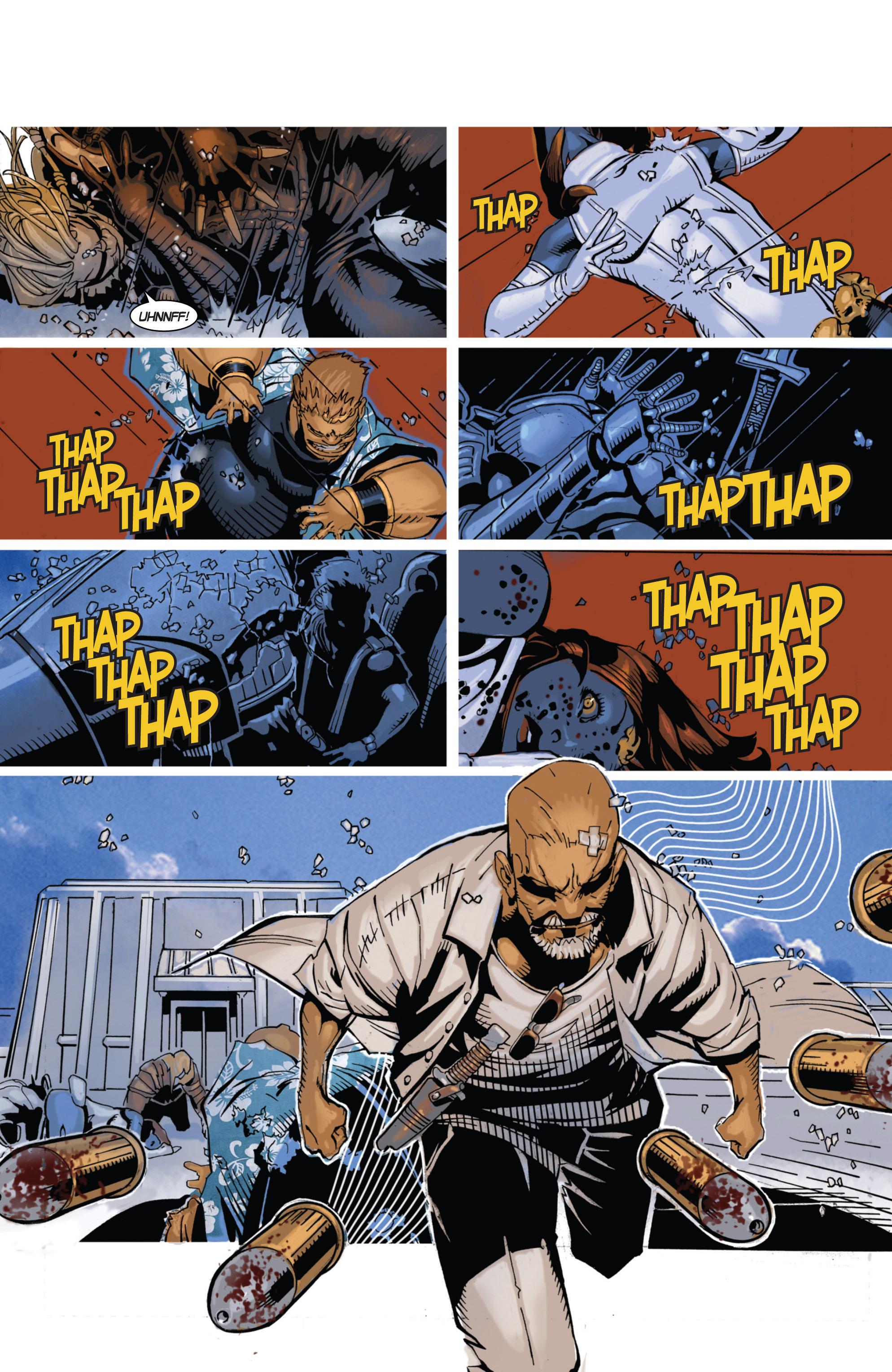 Read online Uncanny X-Men (2013) comic -  Issue #16 - 19