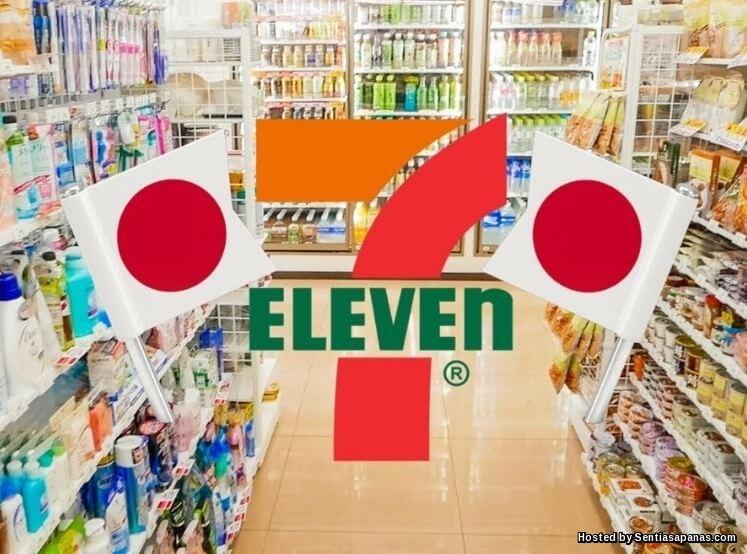 5 Sebab 7-Eleven Jepun Terbaik Di Dunia