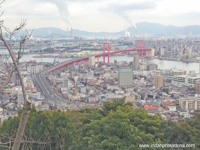 jalan-jalan ke kitakyushu, kitakyushu jepang, wisata ke kitakyushu, travelling ke jepang, www.indahprimadona.com