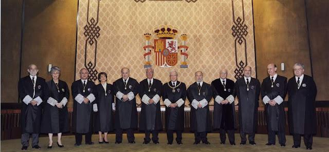 Magistrados del Tribunal Constitucional y Derecho Constitucional