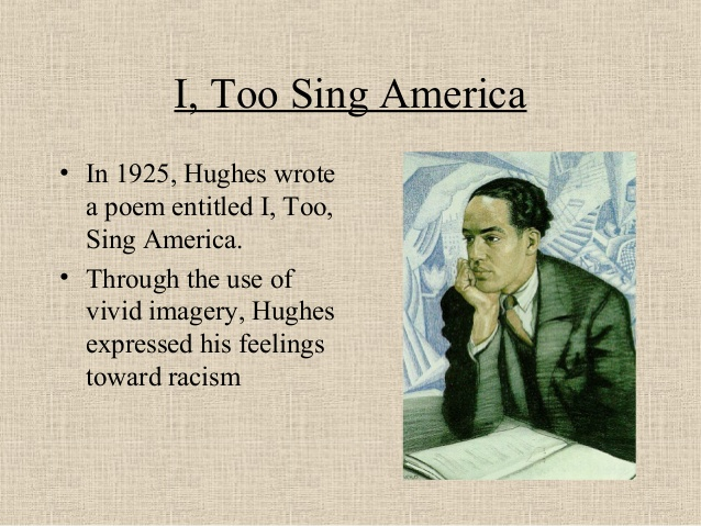 When Did Langston Hughes Write His Essay My America – 448187