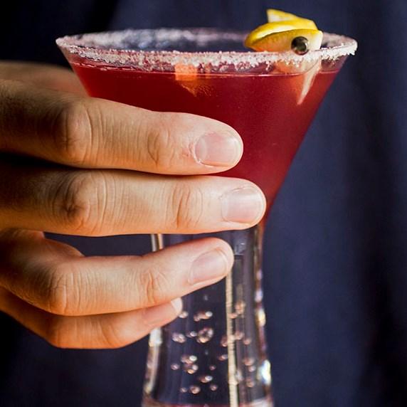 LEMON DROP JOLLY POPS #drinks #mixeddrink