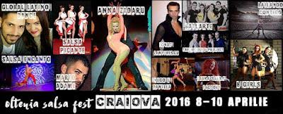 Oltenia Salsa Fest la Craiova