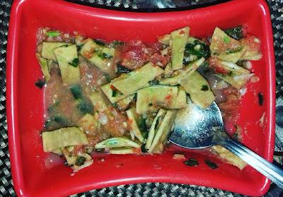Tree Bean/Bitter Bean Curry