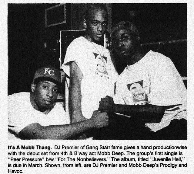 "Mobb Deep Juvenile Hell Prodigy Havoc DJ Premier ""Hip-Hop Nostalgia"""