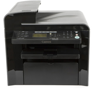 because ink is straightaway dried upward twice amongst me Canon i-SENSYS MF4450 Driver Download