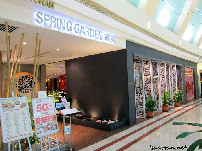 Spring Garden Chinese Restaurant Klcc Events Food Tech Travel