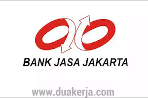 Lowongan Kerja Bank Jasa Jakarta Terbaru 2019