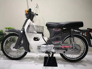 Classic Honda C70 forsale