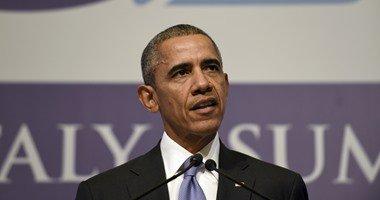 """الرئيس أوباما """" على المجتمع الدولي تنفيذ دورة في الإتفاق النووي الإيراني """""""