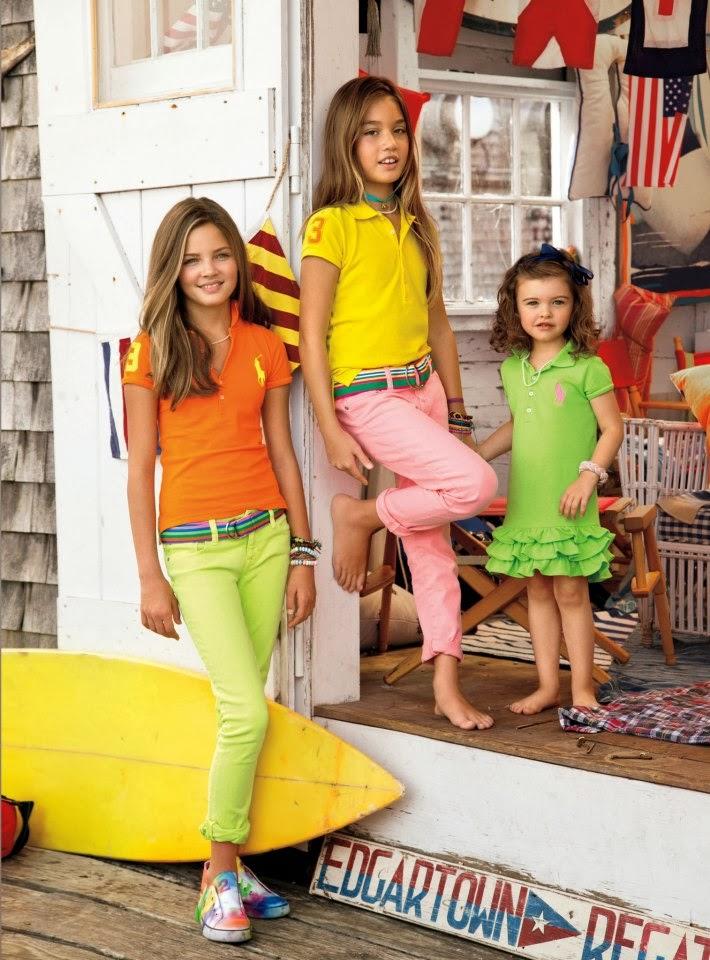Ralph Lauren Childrenswear Spring Collection 2014 He