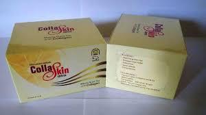 Isi Collaskin Drink dalam 1 kotak ada 15 sachet, jadi bisa untuk konsumsi selama 15 hari.
