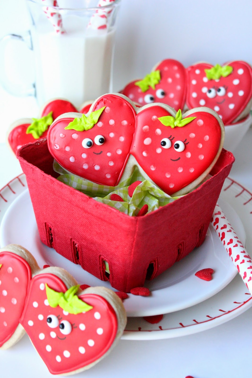 Sweethearts Cakes And Cookies