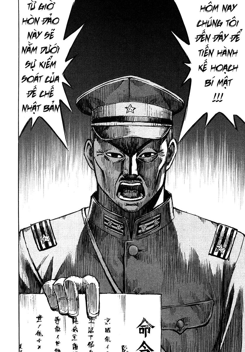 Higanjima chapter 103 trang 17