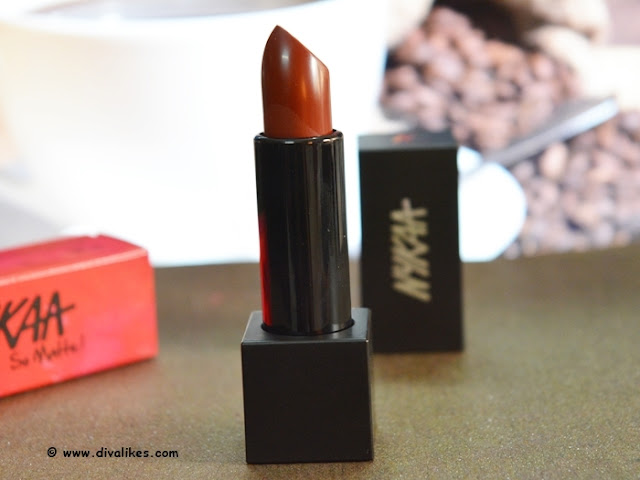 Nykaa So Matte Fall Winter Lipstick Hot Shot Espresso 19M Review