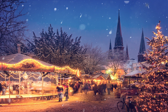 Christmas markets in the UK