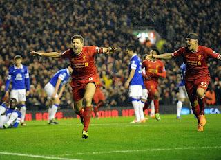 Everton vs Liverpool live stream info