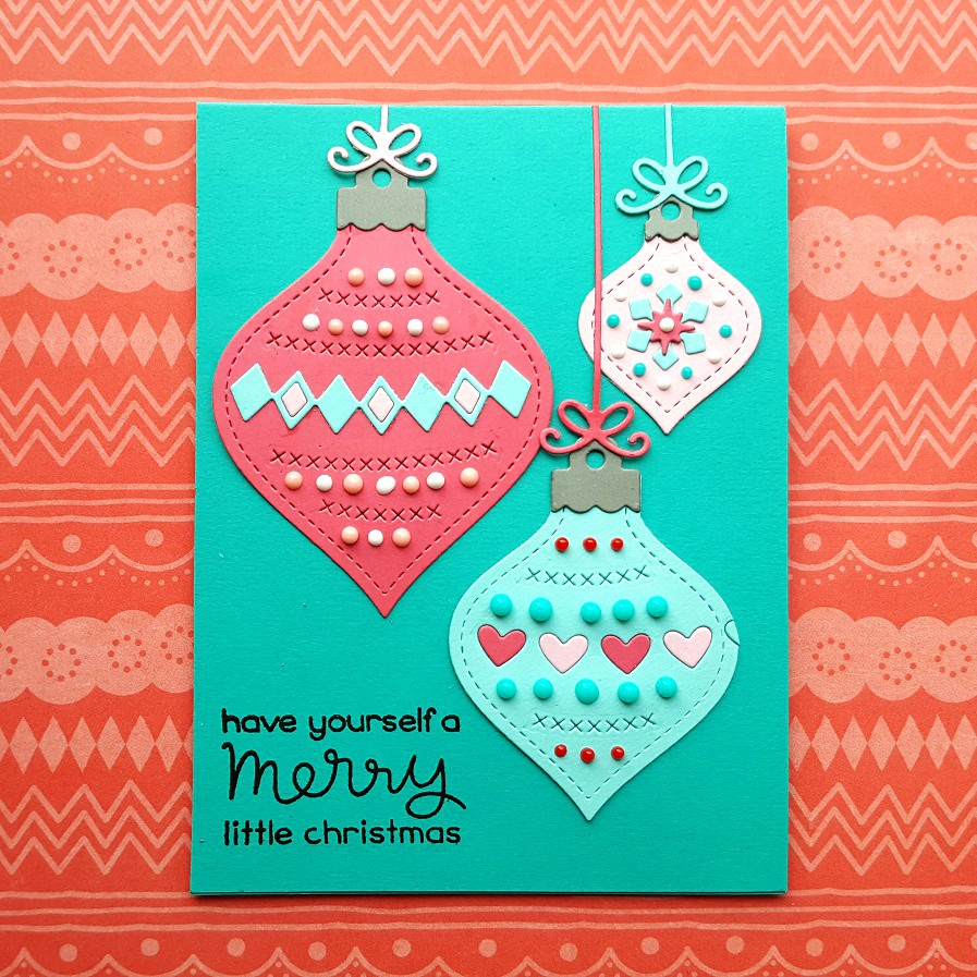 JOYFUL THINGS DESIGN: HAVE YOURSELF A MERRY LITTLE CHRISTMAS (2)