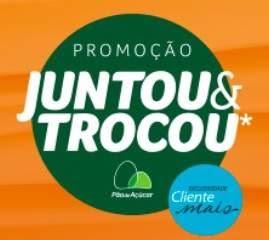 Promoção Juntou Trocou Panelas Pão de Açúcar 2018