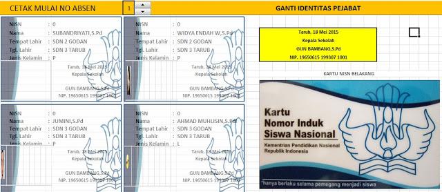 File Pendidikan Download Software Kartu Identitas Pelajar Gratis