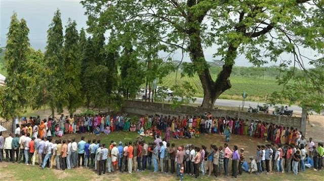 Third and largest phase of general elections begins in India