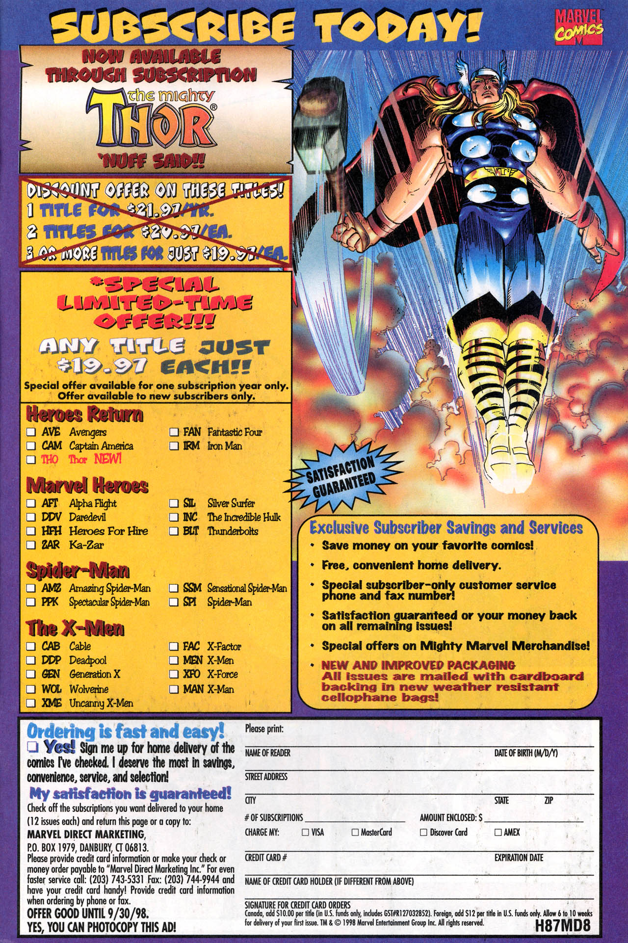 Read online X-Force (1991) comic -  Issue #81 - 33