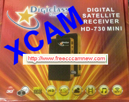 شرح تفعيل السيرفر المجاني XCAM لجهاز DIGICLASS HD-730 MINI,شرح تفعيل السيرفر المجاني XCAM, لجهاز, DIGICLASS HD-730 MINI,XCAM,شرح تفعيل السيرفر المجاني ,Digiclass,Digiclass HD,تشغيل xcam clint ,Réglage XCAM,