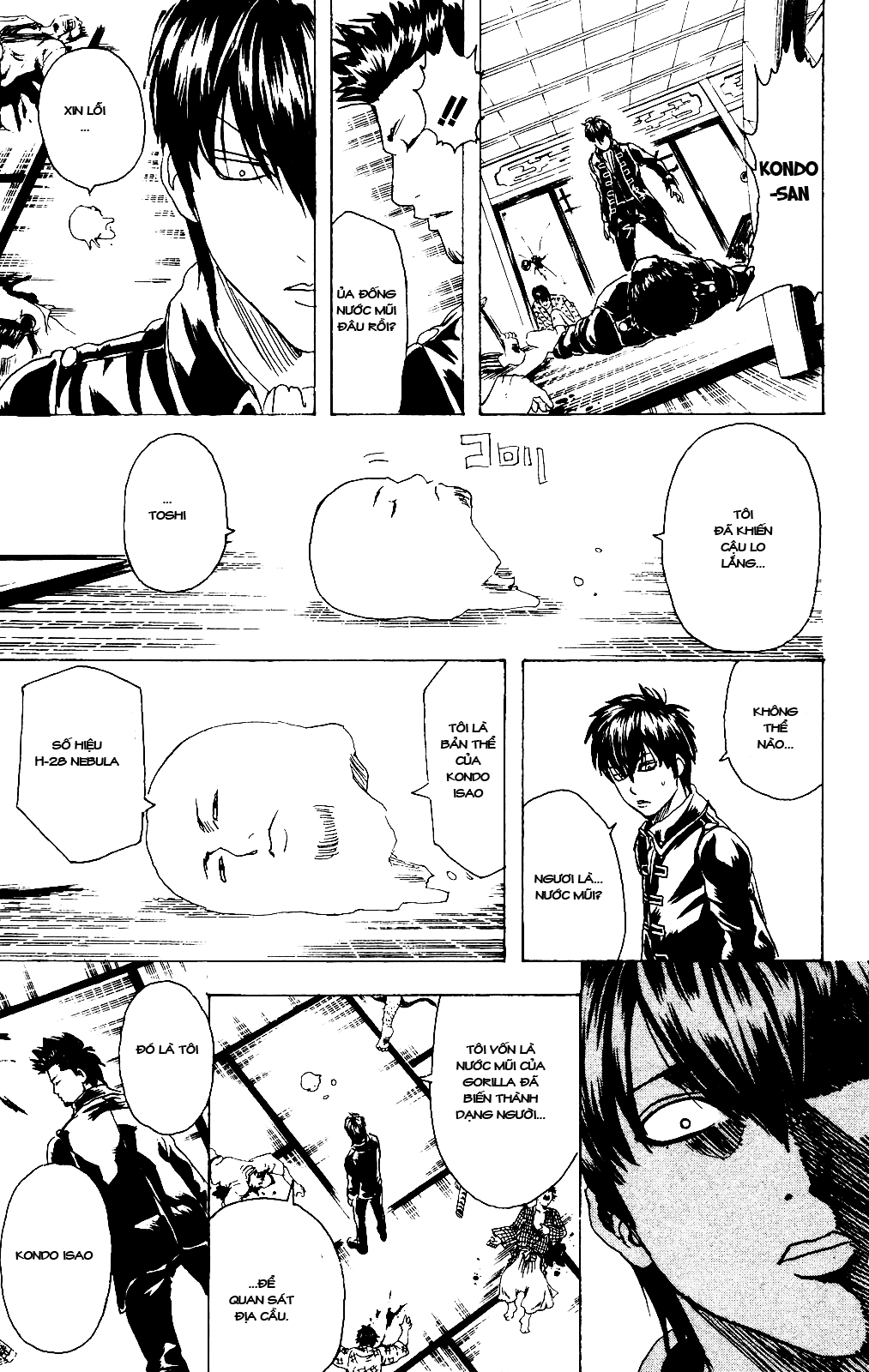 Gintama Chap 281 page 18 - Truyentranhaz.net
