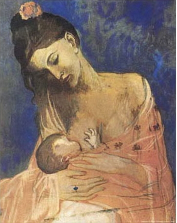 Picasso: Maternity (1905)