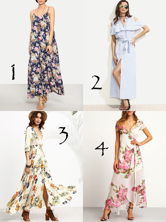 Floral Dresses Valentines Wishlist         |          Aly In Wanderland