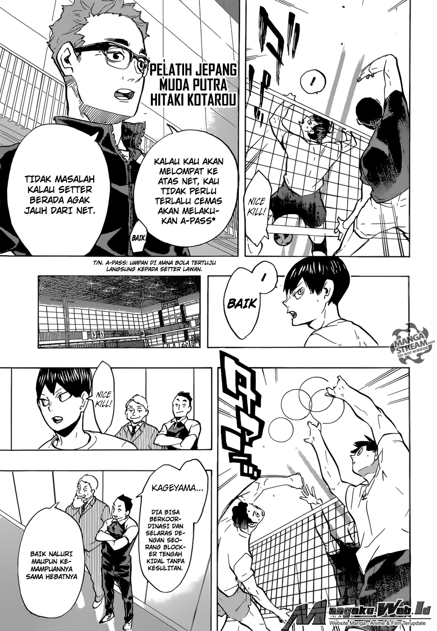 Haikyuu Chapter 215-10