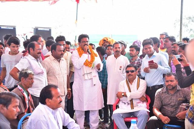 चुनावी समर: लोरमी, मुंगेली में अटल का तूफानी दौरा, कहा भाजपा ने किया क्षेत्र के साथ सौतेला व्यवहार,अब काँग्रेस दिलाएगी असली हक..