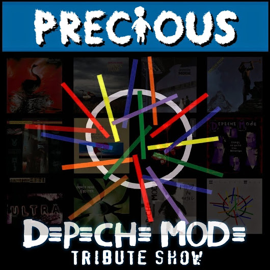 gio 07/08 - Precious Band - Depeche Mode Tribute Show