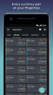 Tab Trader App