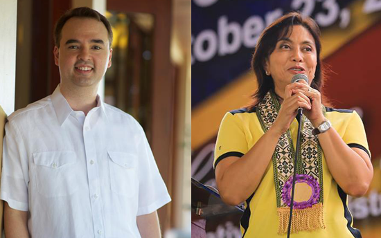Sen. Alan Peter Cayetano conceded, 'LENI clearly won it'