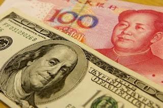 Dollar vs Yuan