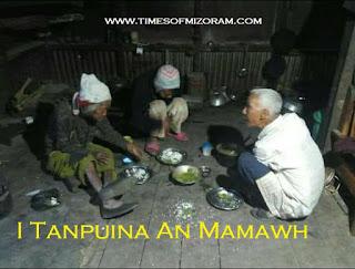 Mizoram Kawlkulh Hmar Veng A Cheng Chhungkaw Lainatawm