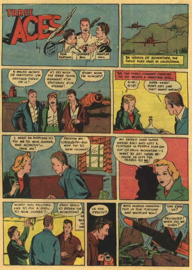 Read online Action Comics (1938) comic -  Issue #26 - 28