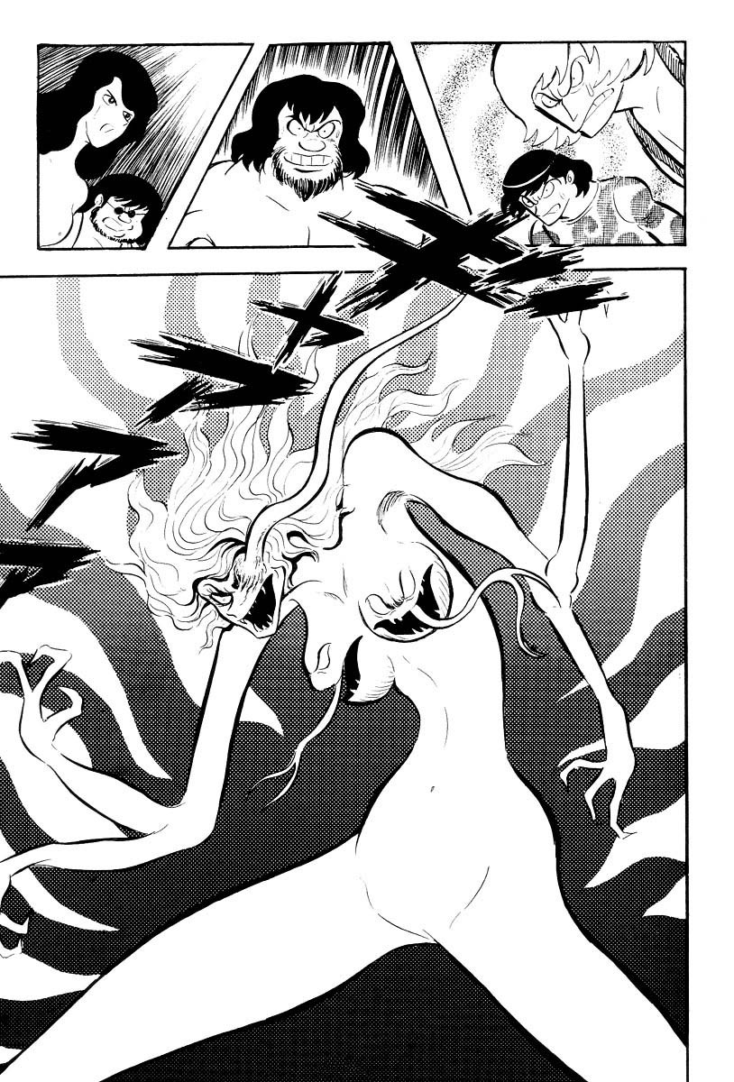 DevilMan chapter 4.2 trang 14