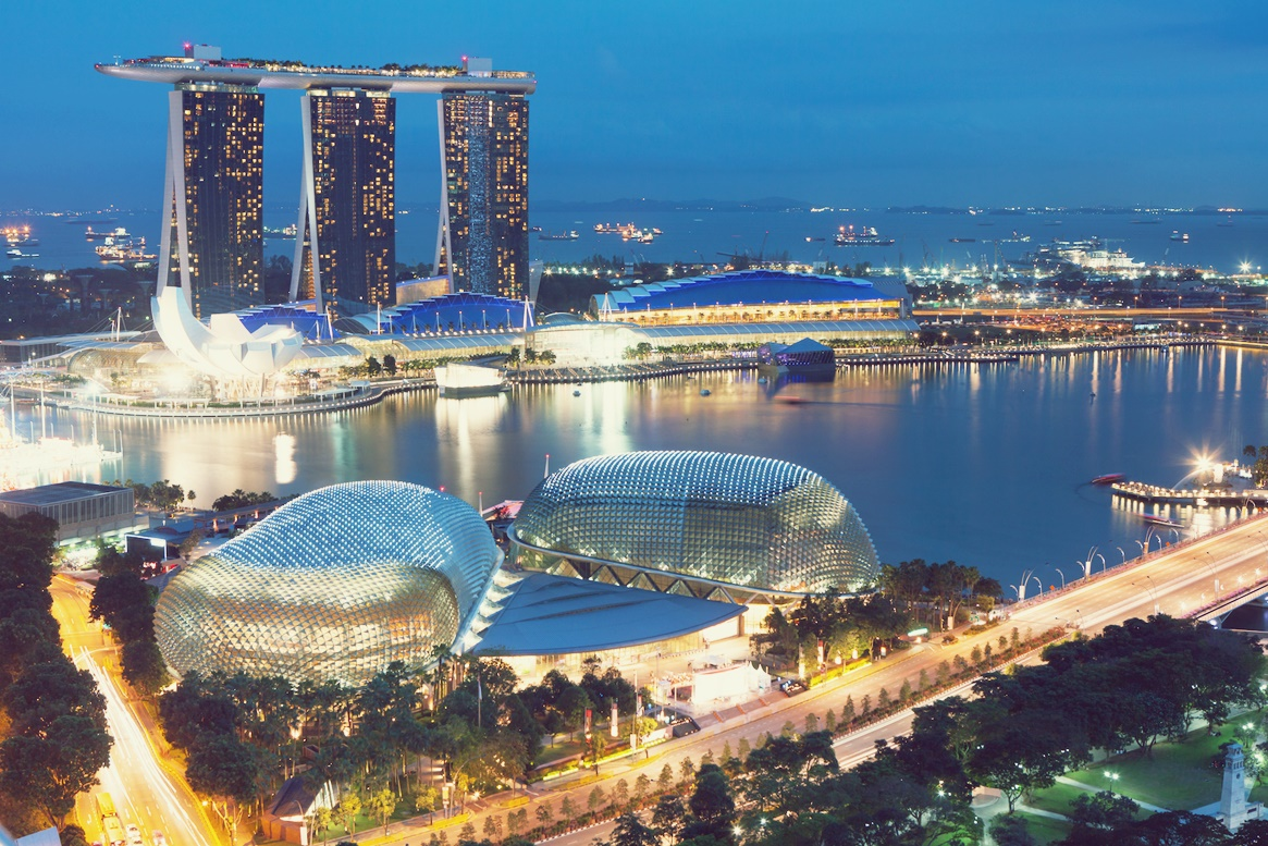 10 Places You Gotta Visit When In Singapore For The First Time