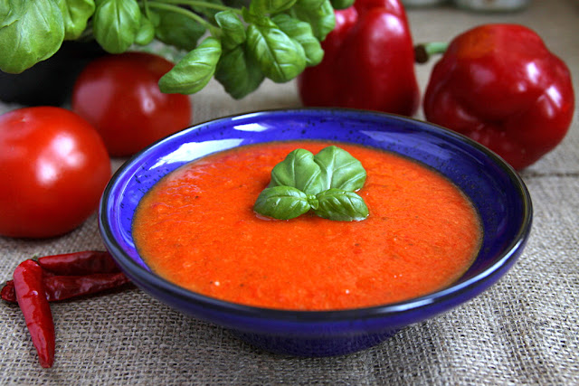 pomysł na letnią zupę