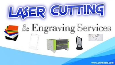 Laser Cutting & Engraving Services
