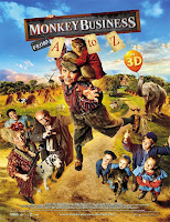 Poster de Monkey Business